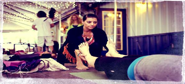 Melissa Nordin: Natural Progression of Yoga