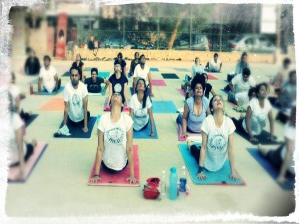 JAIPUR: Law Board Terms Yoga / Surya Namaskar as Anti-Islam