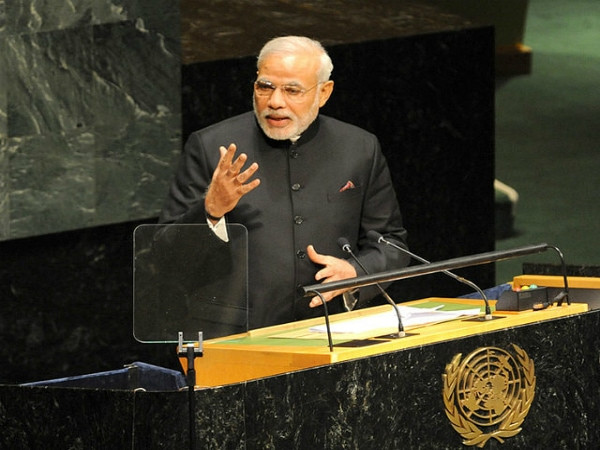 Yoganomics | Narendra Modi | 69th UN General Assembly NY | International Yoga Day