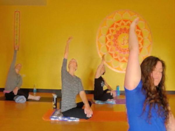 Yoga Teacher Practicum
