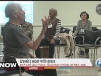 95-year-old Yoga Teacher Vera Paley | Yoganomics