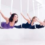 Aerial Yoga | Janneke van Amelsvoort | Amersterdam YogaFest | Independent Yoga | Yoganomics | Brian Castellani