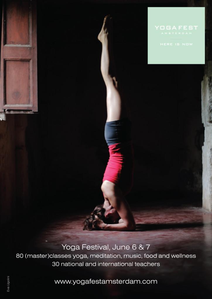 Amersterdam YogaFest | Independent Yoga | Yoganomics | Brian Castellani